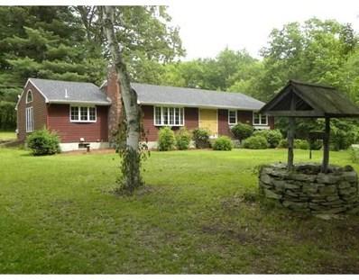 195 Charlton Rd Horse Farm, Spencer, MA 01562 - #: 72383283