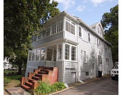 42 Maplewood St UNIT 1, Watertown, MA 02472 - #: 72383433