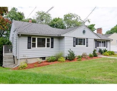 15 Stanley Circle, Quincy, MA 02169 - #: 72383884