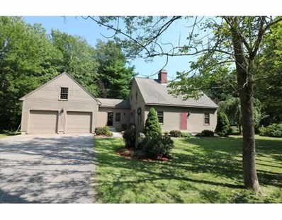 114 McCormick Road, Spencer, MA 01562 - #: 72384466