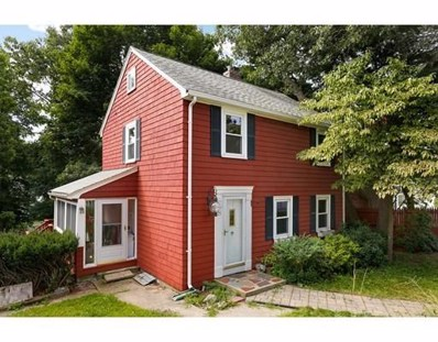 25 Tinson Rd, Quincy, MA 02169 - #: 72385186
