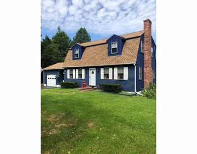 27 Dodge Road, Sutton, MA 01590 - #: 72385313
