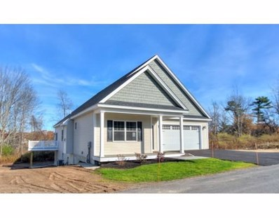 2 Chadwick Circle UNIT 1, Windham, NH 03087 - #: 72385517