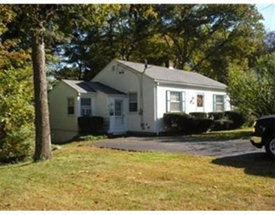 641 North Bedford Street, East Bridgewater, MA 02333 - #: 72385550
