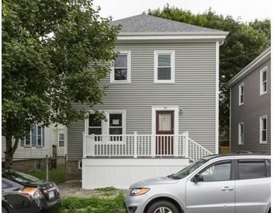 114 Liberty St, New Bedford, MA 02740 - #: 72385630