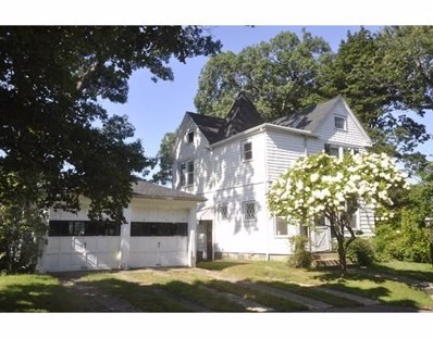 153 Norfolk St, Quincy, MA 02170 - #: 72386439