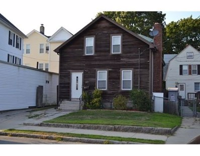 107 Durfee St, New Bedford, MA 02740 - #: 72386556