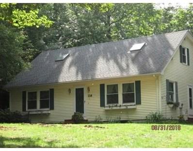 116 Bushy Ln, Rutland, MA 01543 - #: 72386652