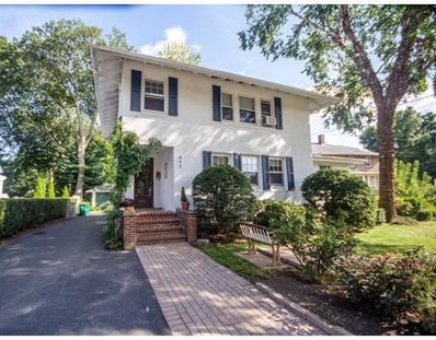444 Prospect St, Norwood, MA 02062 - #: 72386727