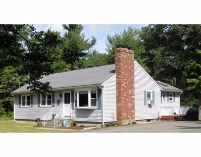 161 N Common Rd, Westminster, MA 01473 - #: 72387264