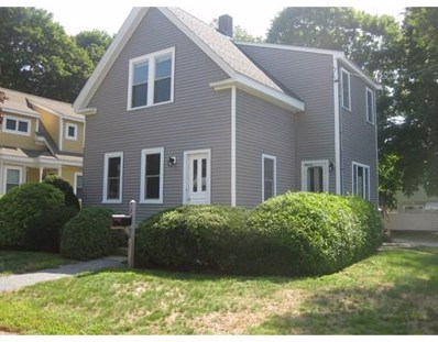 72 William St, Rockland, MA 02370 - #: 72387332