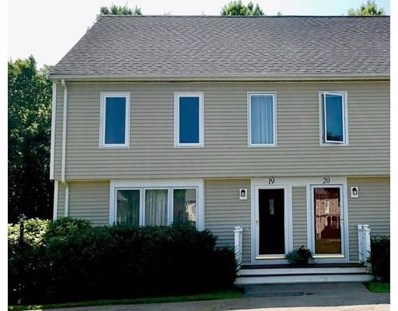835 Mount Hope St. UNIT 19, North Attleboro, MA 02760 - #: 72387508