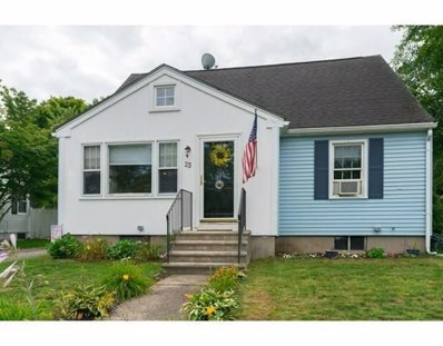 25 Fair St, Uxbridge, MA 01569 - #: 72387512