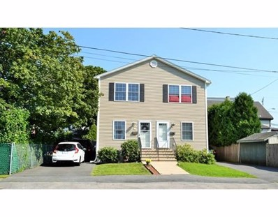11 Gage Street UNIT 11, Beverly, MA 01915 - #: 72387527