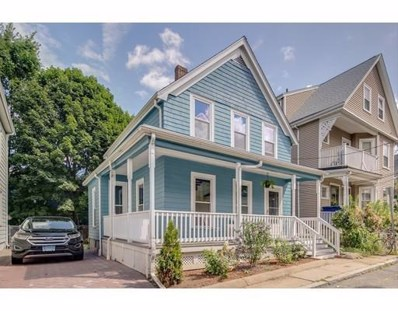 9 Mountain Avenue, Somerville, MA 02143 - #: 72387582