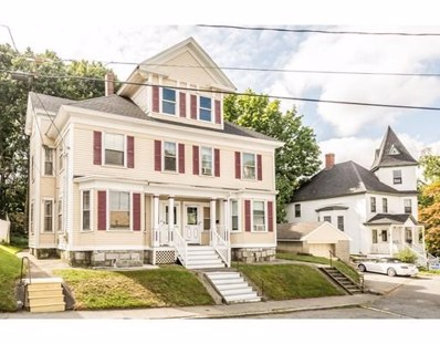 23-25 Whitney Ave, Lowell, MA 01850 - #: 72387745