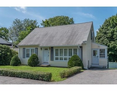 3 Lavoie Avenue, Methuen, MA 01844 - #: 72388090