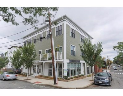 1 Richdale Ave UNIT 4, Somerville, MA 02145 - #: 72388177