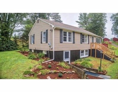 136 Glenwood Road, Rutland, MA 01543 - #: 72388232