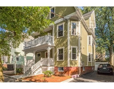167 Willow Avenue UNIT 1, Somerville, MA 02144 - #: 72388580