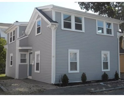 13 Marchant Street, Gloucester, MA 01930 - #: 72388586