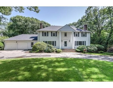100 Albion Road, Wellesley, MA 02481 - #: 72388645