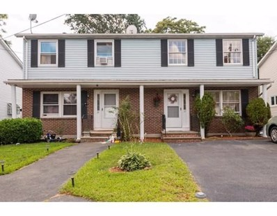 27 Blaney Ct UNIT 27, Revere, MA 02151 - #: 72388687
