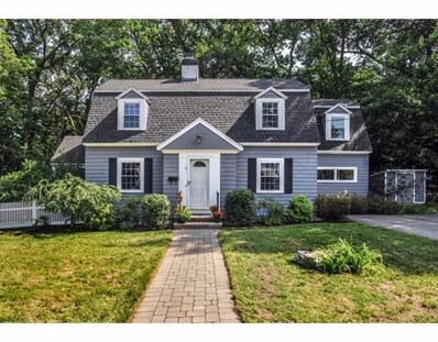 8 Paul Revere Rd, Needham, MA 02494 - #: 72388692
