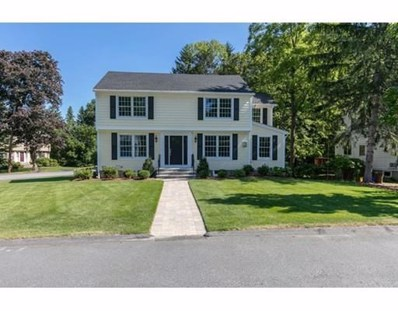 43 Reed Street, Lexington, MA 02421 - #: 72389448