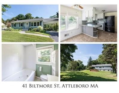 41 Biltmore Street, Attleboro, MA 02703 - #: 72389483