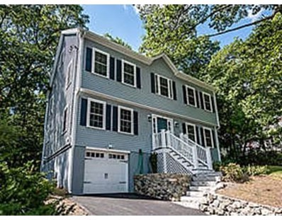 62 James St, Arlington, MA 02474 - #: 72389755
