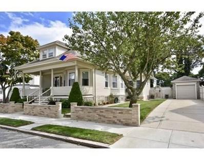 356 W. Bedford Street, New Bedford, MA 02740 - #: 72389840