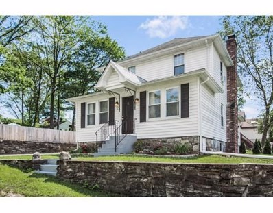 8 Simone St, Worcester, MA 01604 - #: 72389908