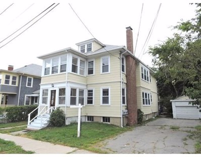 5-7 Hovey St, Quincy, MA 02171 - #: 72391536