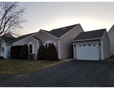 13 Alvord Place UNIT 13, South Hadley, MA 01075 - #: 72391873