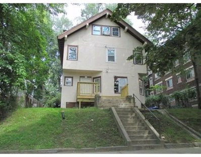 43 Fort Pleasant Ave, Springfield, MA 01108 - #: 72391898