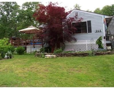 244 Buck Pond Rd, Westfield, MA 01085 - #: 72392097