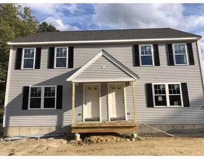 208 Berkley UNIT 1, Taunton, MA 02780 - #: 72392275
