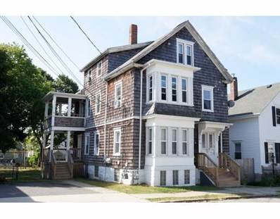 18 Trinity St, New Bedford, MA 02740 - #: 72392423
