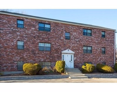 8 Jackson St UNIT C1, Quincy, MA 02169 - #: 72392491