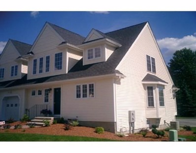 72 Cobblestone Lane UNIT 74, Worcester, MA 01606 - #: 72392615