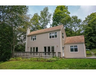 134 Frizzell Hill Road, Leyden, MA 01337 - #: 72392617