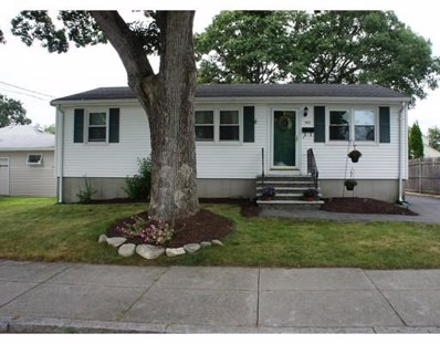940 Ray Street, Fall River, MA 02720 - #: 72393229