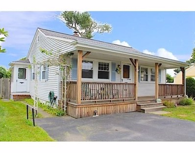158 Somerset Street, New Bedford, MA 02745 - #: 72393330