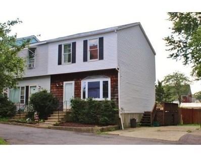 58 Fay Street UNIT 4, Lowell, MA 01852 - #: 72393383