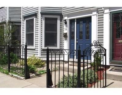 14 Roseclair Street, Boston, MA 02125 - #: 72393605