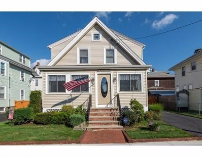 4 Eustis St, Quincy, MA 02170 - #: 72393616