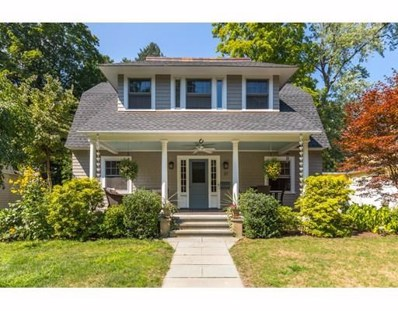 37 Williston Road, Newton, MA 02466 - #: 72393732
