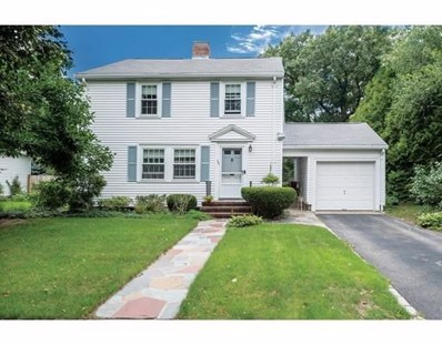 105 Fairway Dr, Newton, MA 02465 - #: 72393755