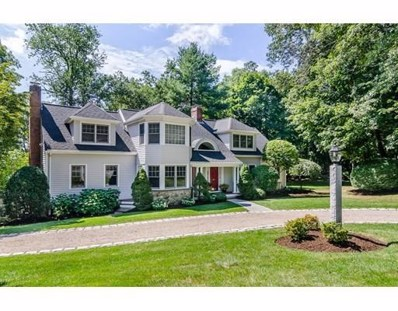 22 Chatham Circle, Wellesley, MA 02481 - #: 72393885
